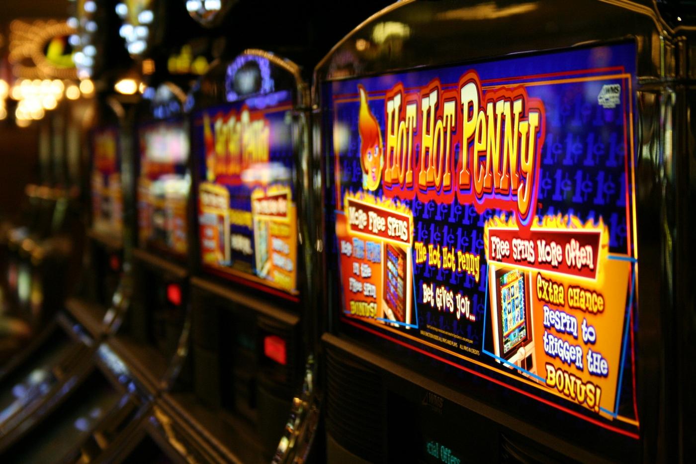 Игровые автоматы разн игровые автоматы описание